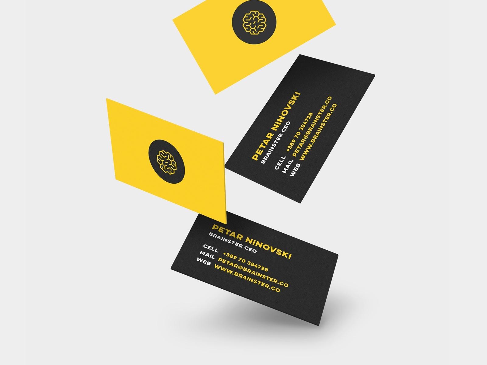 Brainster-PogonWeb-Bcard