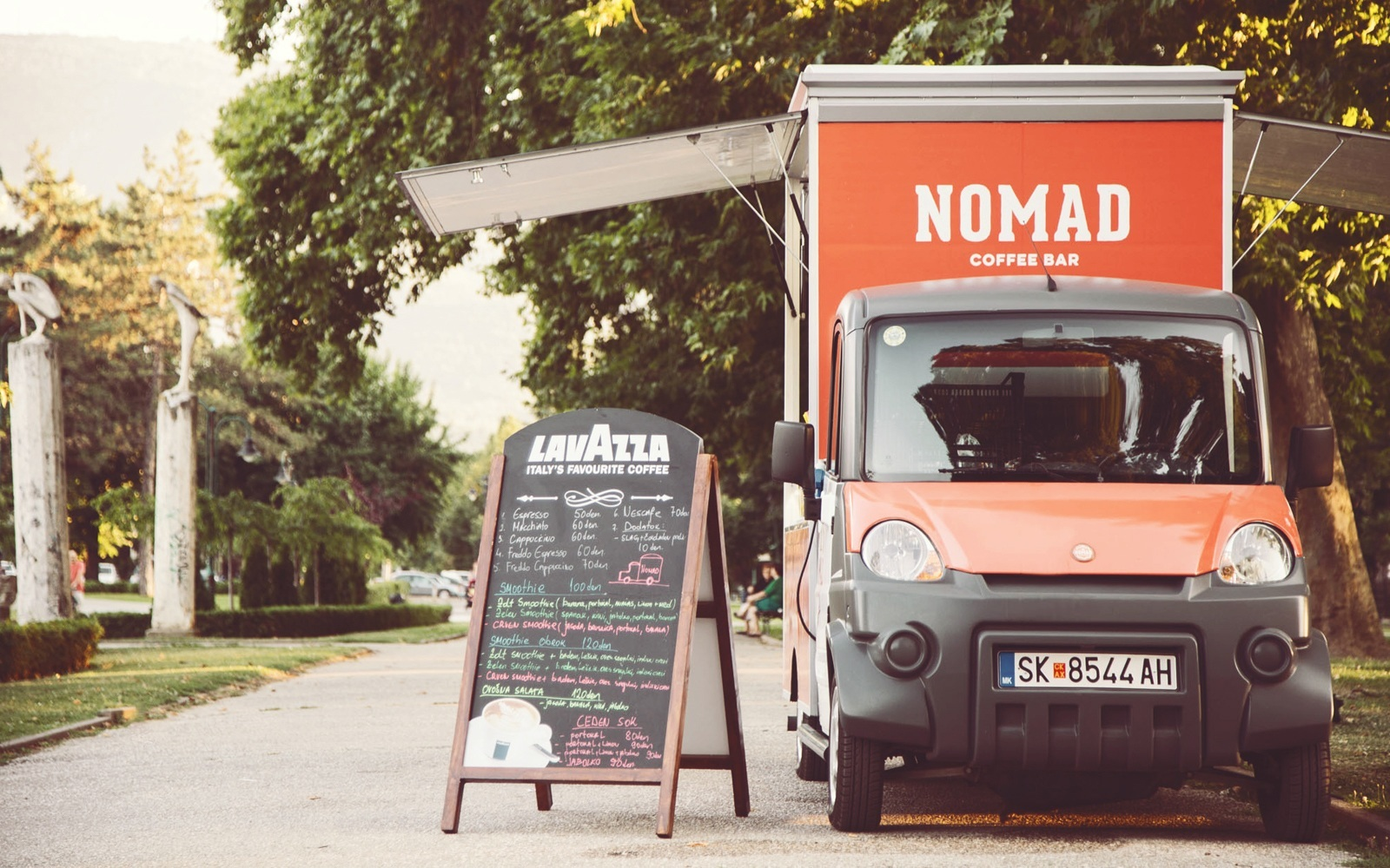 Nomad-Ride